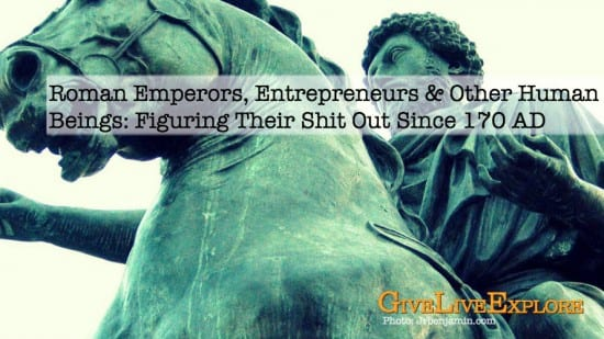 Roman Emperors Entrepreneurs Other human beings