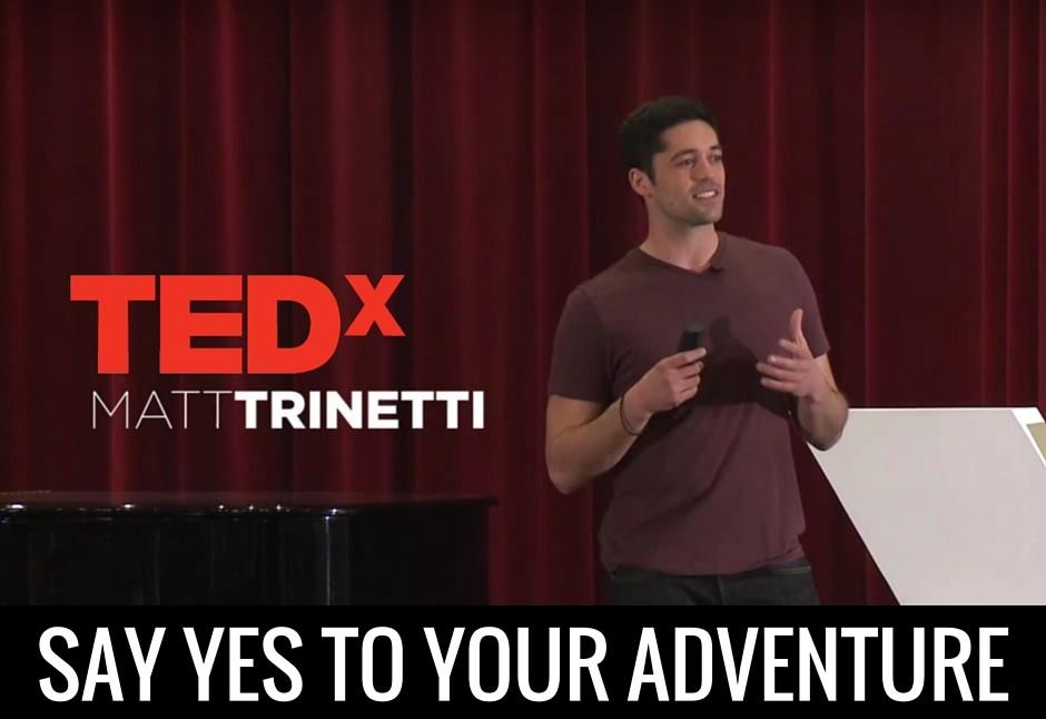 My TEDx